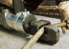 Wacker Neuson Edilgrappa 25mm Rebar Bending Head for 0610216 Wacker Neuson RCP-25 Rebar Cutter 0215058