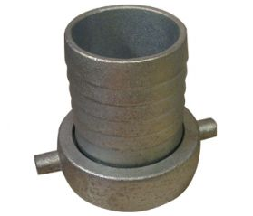 "2"" 50mm Hose Coupling Malleable Iron"