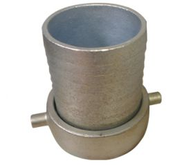 "3"" 75mm Hose Coupling Malleable Iron"