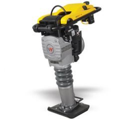 Wacker Neuson BS 50-2 2-stroke vibratory Trench Rammer with 150mm / 6 inch Shoe 5200000652