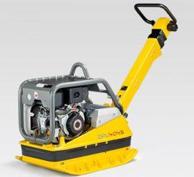 Wacker Neuson DPU 4045Ye Reversible Vibratory Plate 40kN Electric Start 5100009662