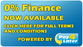 Click here for our finance terms and conditions